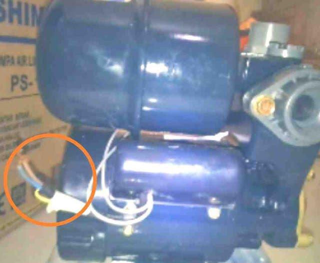 cara+menyambung+kabel+pompa+air+shimizu