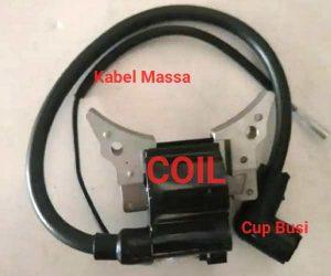 cara+memasang+coil+mesin+potong+rumput