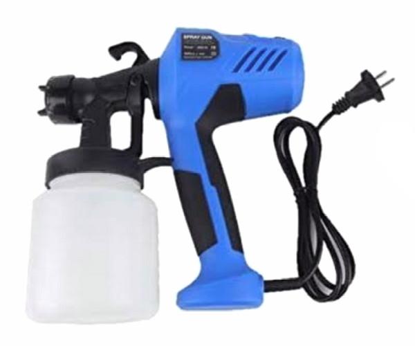 cara+menggunakan+spray+gun+elektrik